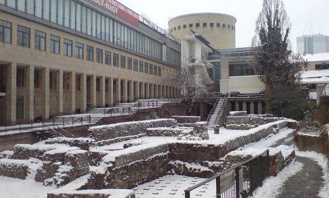 Muzeul Schirn Kunsthalle din Frankfurt