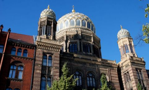 Noua Sinagoga din Berlin