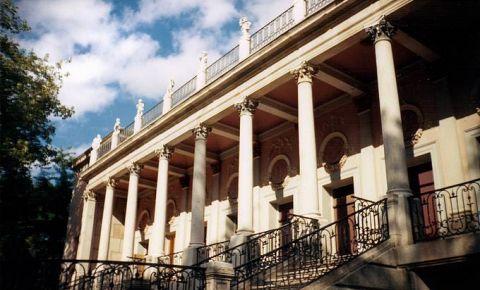 Palatul Capricho din Madrid
