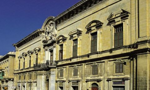 Palatul Castellania din Valletta