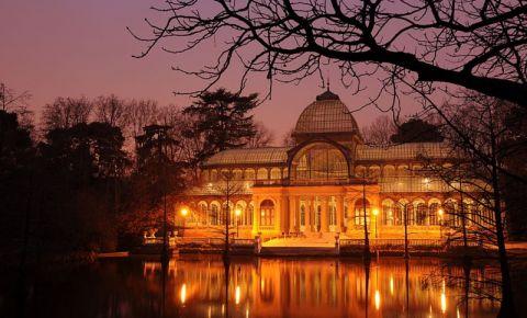 Palatul de Cristal din Madrid