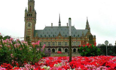 Palatul de Justitie din Amsterdam