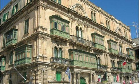 Palatul Ferreria din Valletta