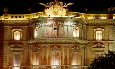 Palatul Linares din Madrid