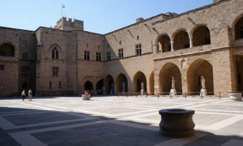 Palatul Ordinului de Malta din Valletta