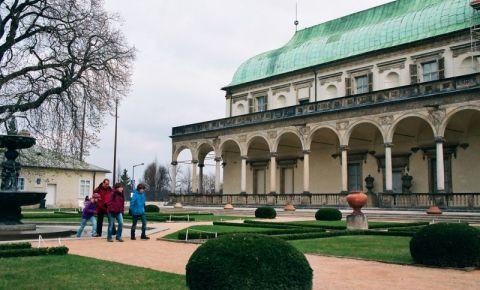 Palatul Regal de Vara din Praga