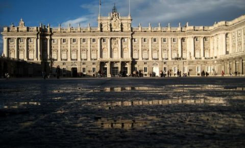 Palacio Real din Madrid