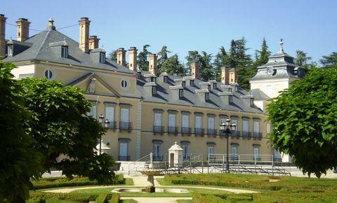 Palatul Regal El Pardo din Madrid