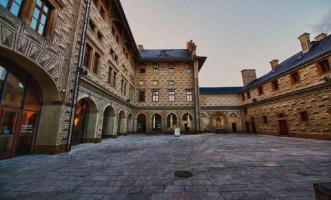 Palatul Schwarzenberg din Praga