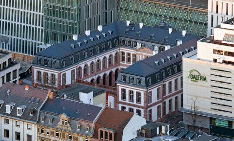 Palatul Thurn und Taxis din Frankfurt