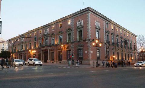 Palatul Uceda din Madrid