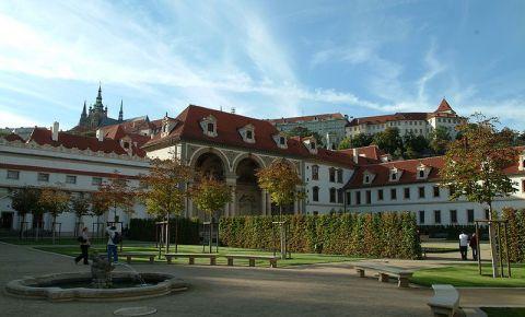Palatul si Gradinile Wallenstein din Praga