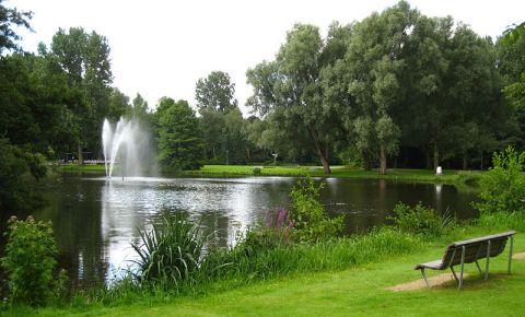 Parcul Amstel din Amsterdam