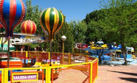 Parcul cu Atractii din Madrid