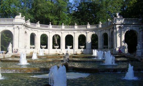 Parcul Friedrichshain din Berlin