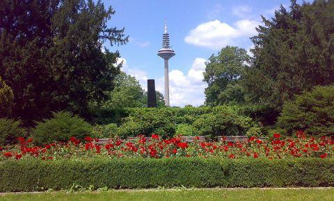 Parcul Gruneburg din Frankfurt