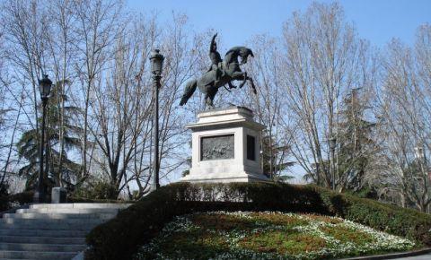 Parcul Vestic din Madrid
