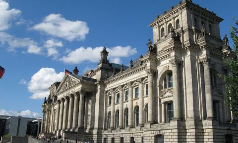 Parlamentul Germaniei din Berlin