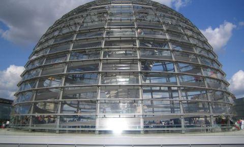 Parlamentul Germaniei din Berlin (cupola)