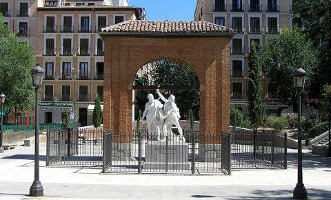 Piata 2 Mai din Madrid