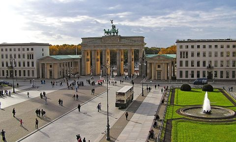 Piata Pariser din Berlin