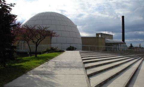 Planetariul din Madrid