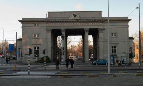 Poarta Haarlem din Amsterdam