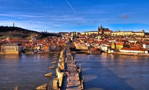 Podul Carol din Praga (Panorama)