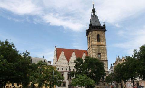 Primaria Orasului Praga
