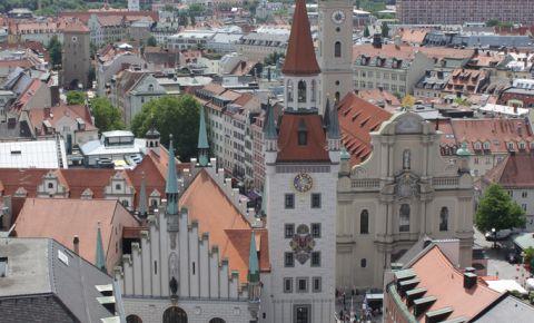 Primaria Veche din Munchen