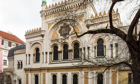 Sinagoga Spaniola din Praga