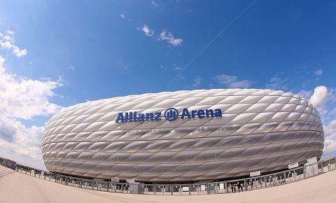 Stadionul Allianz Arena din Munchen