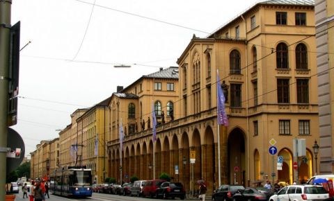 Strada Maximilian din Munchen