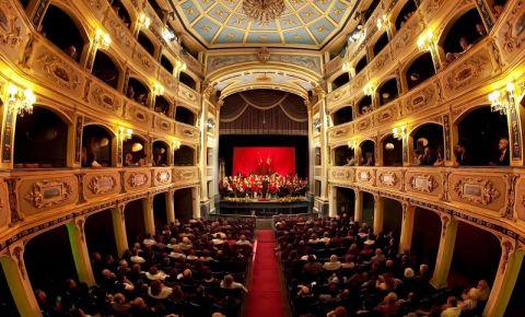 Teatrul Manoel din Valletta