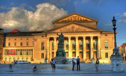 Teatrul National din Munchen