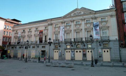 Teatrul Spaniol din Madrid