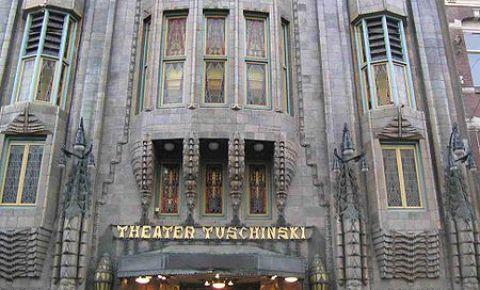 Teatrul Tuschinski din Amsterdam