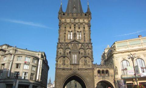 Turnul de Pulbere Mihulka din Praga