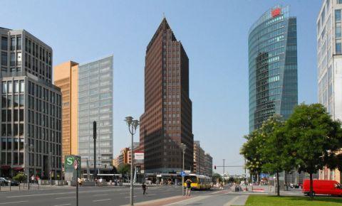 Turnul Kollhoff din Berlin