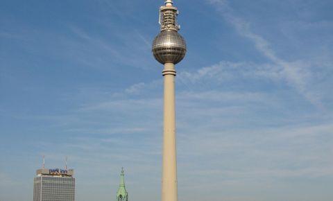 Turnul Televiziunii din Berlin