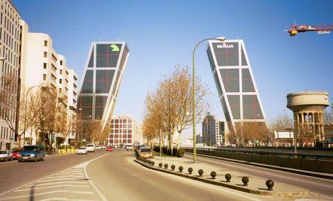 Turnurile Kio din Madrid