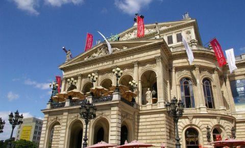 Vechea Opera din Frankfurt