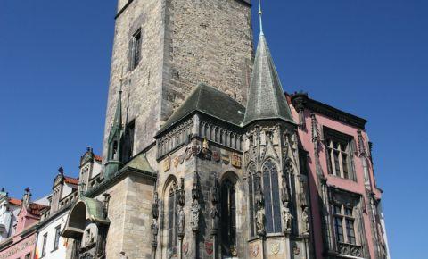 Vechea Primarie din Praga