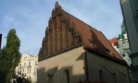 Vechea Sinagoga Noua din Praga