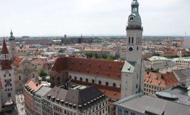 Biserica Sfantului Petru din Munchen