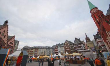 Centrul Vechi al Orasului Frankfurt