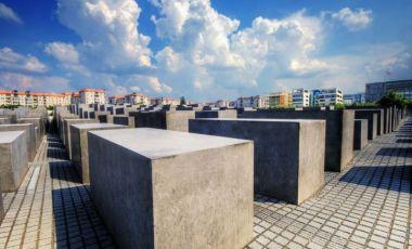 Memorialul Holocaustului din Berlin