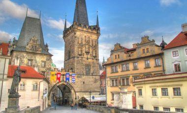 Turnul Mala Strana din Praga
