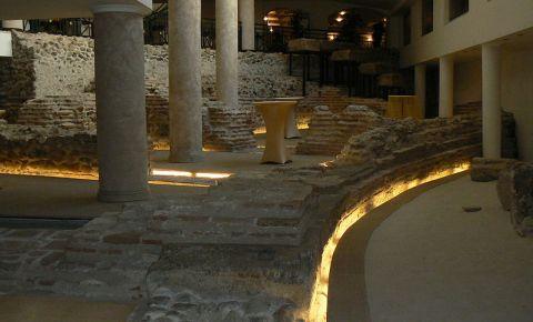 Amfiteatrul Serdica din Sofia