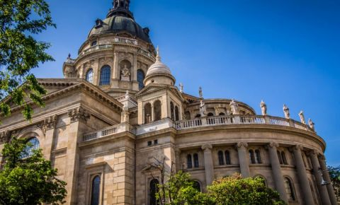 Basilica Sfantul Stefan din Budapesta
